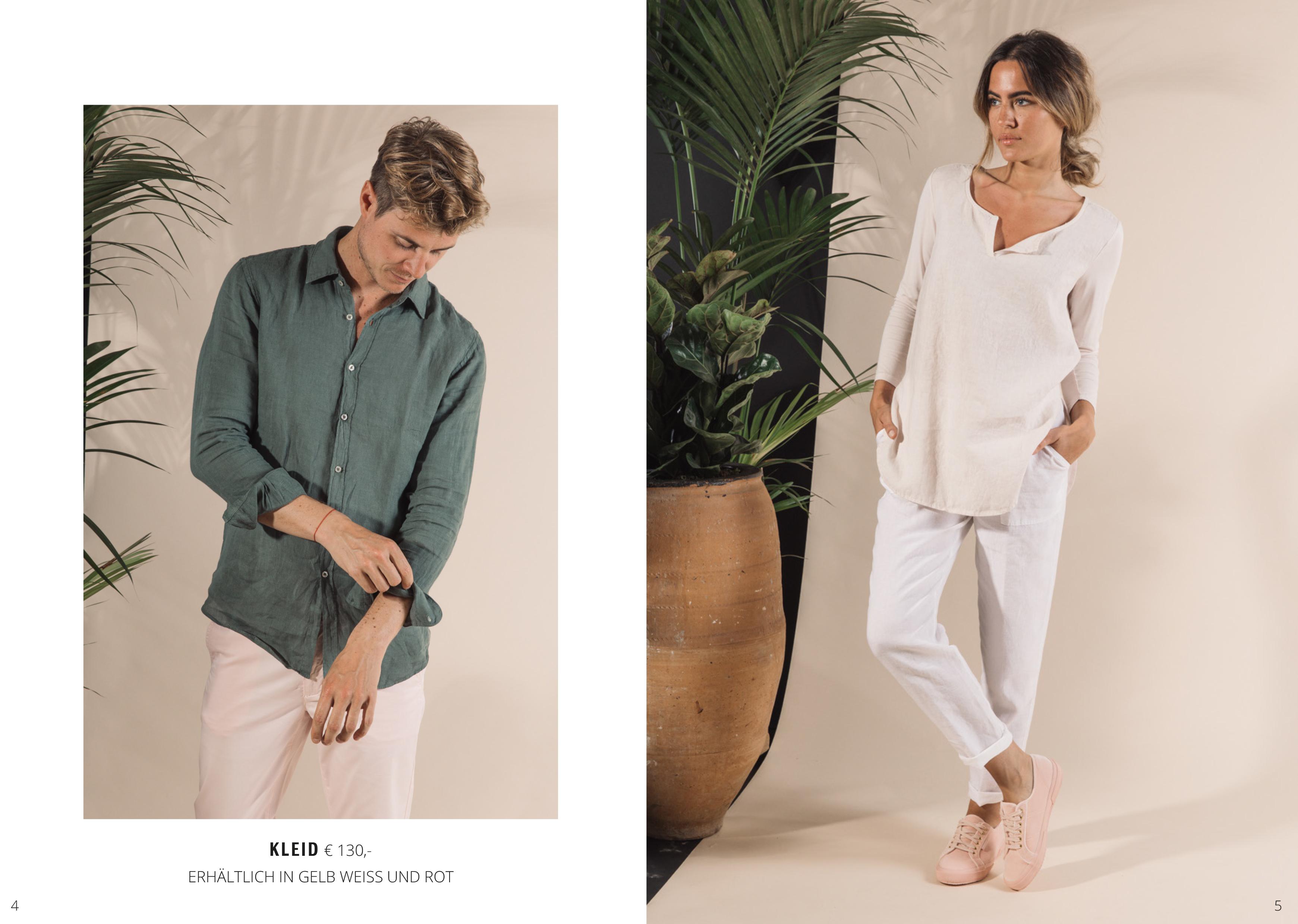 Grüner Fashion