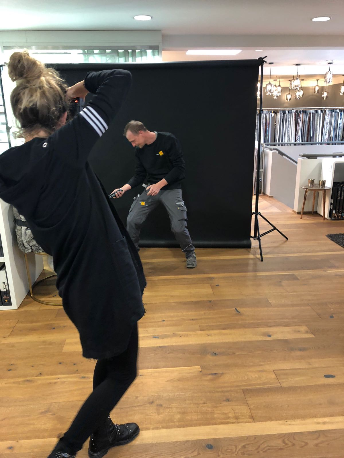 Shooting for Wohnfloor Bludenz