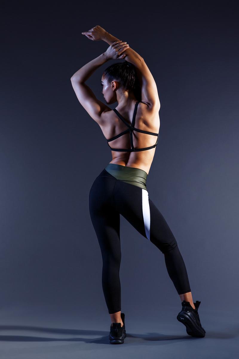 Fitnessmodel Stephanie Davis