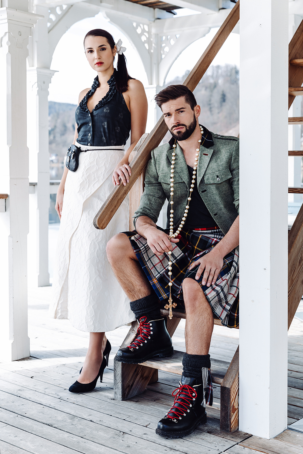 Rettl 1868 Kilts & Fashion