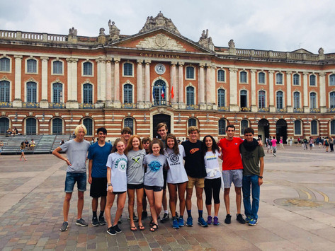 Day 13- A day in the life of a Toulousain