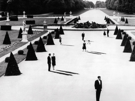 "Wilson explains how elements of the 1961 film ""Last Year in Marienbad"" are similar to lucid dreaming"