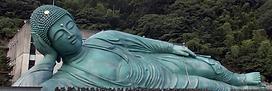 Lying Buddha statue