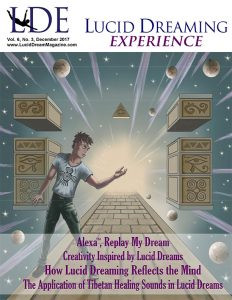 Check out this LDE interview with Robert Waggoner to learn a little more about me and my lucid dream
