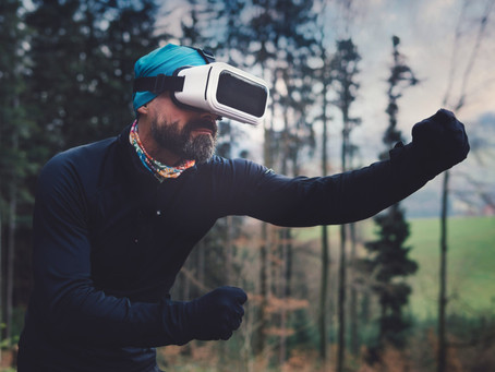 Virtual reality examines lucid dreaming as a template for creating introspective experiences