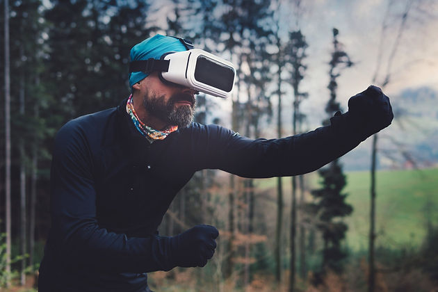 Virtual reality examines lucid dreaming as a template for