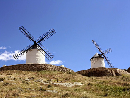 Gonclave suggests the novel Don Quixote might be set entirely within a lucid dream