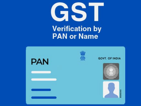 How to carry out GST number search and GSTIN Verification