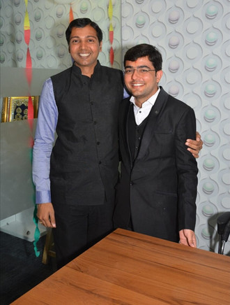 Supportive ca chintant patel charman of icai ahmedabad