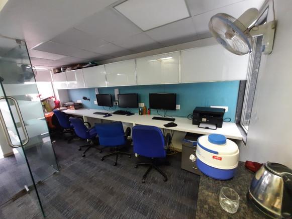 work station of ca staff