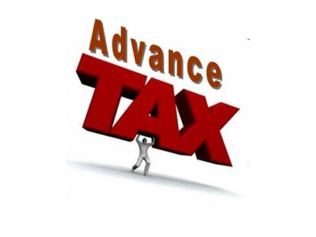 Reminder for advance tax