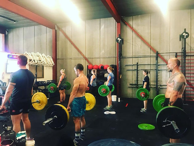 Health Benefits of the Deadlift | Canberra Gym | Fyshwick