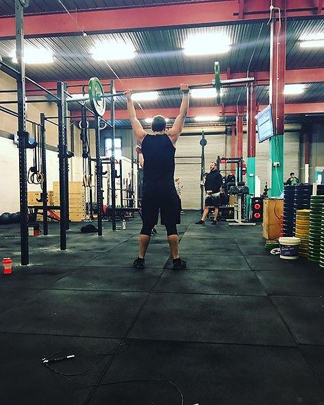 WOD - 19082017 | Canberra Gym | Fyshwick | CrossFit Canberra