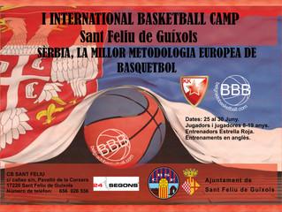 CAMPUS BELGRADO BASKETBALL