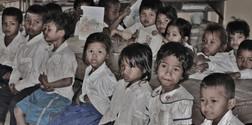 Cambodia Classroom