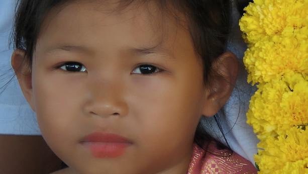 Thailand Preteen Girl