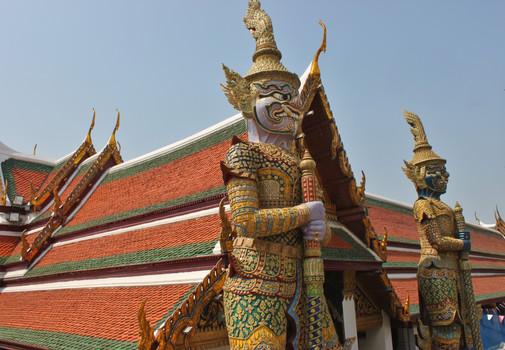 Grand Palace Bangkok ThailandGrand Palace Bangkok Thailand