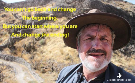 Kenneth Weaver Beginning and Ending