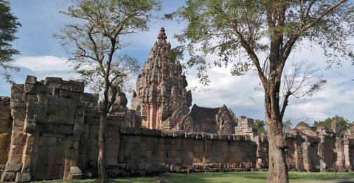 Prasat Hin Phanom Rung (Buriram Province)