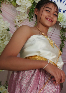Thailand Teen Girl