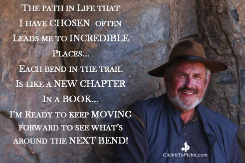 Kenneth Weaver Path in Life