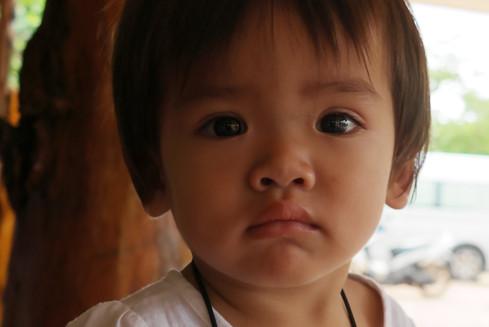 Thailand Little Girl