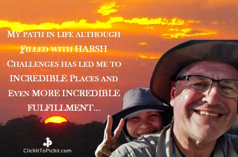 """Incredible Places Incredible Fulfillment """"Kenneth Weaver"""""""