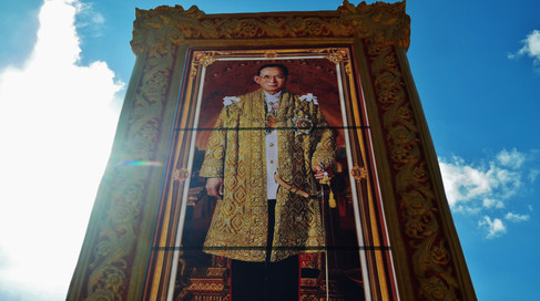 Kind Bhumibol Adulyadej
