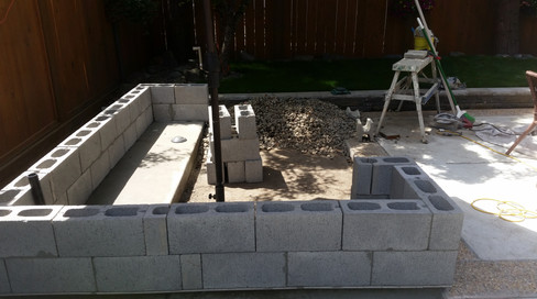 Setting Block for the Base Cabinet