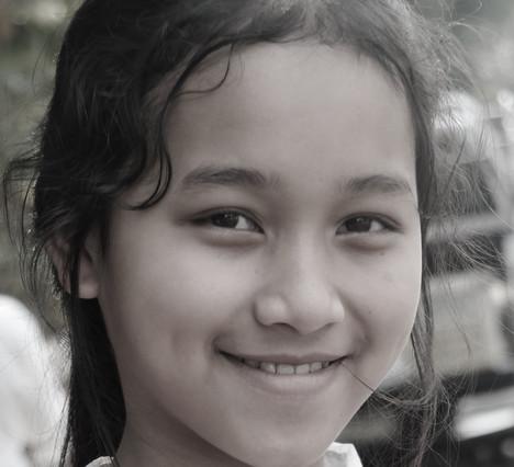 Thailand Teenage Girl