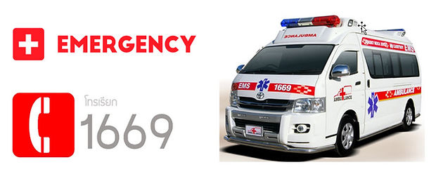 Emergency Numbers to Call in Thailand
