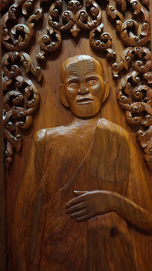 """Luang Phu Suang """"Lp Suang Ha Roy Phi - Jam Wat Tua Jakrawan"""""""