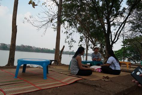 Muang Tam Lake