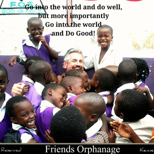 """Go into the world and do good """"Kenneth Weaver"""""""