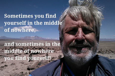 """Finding yourself """"Kenneth Weaver"""""""