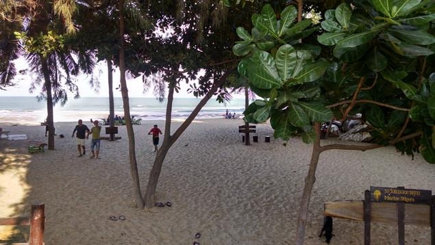 Pak Nam Pran Khao Kalok Beach