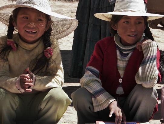 Bolivia Preteen Girls