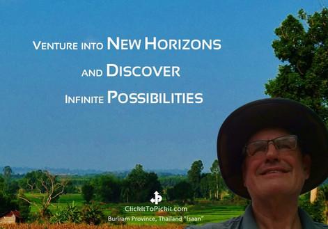Kenneth Weaver New Horizons