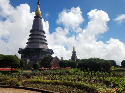Doi Inthanon near Chiang Mai