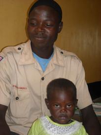 Sudan Father Daughter