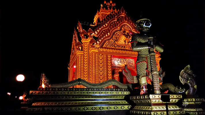 Wat Khao Kalok (Near Pak Nam Pran)