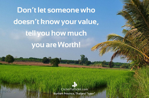 How much you are worth