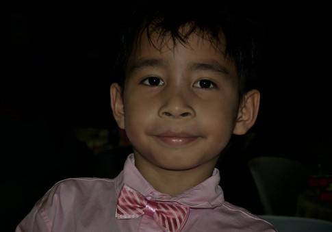 Thailand Preteen Boy