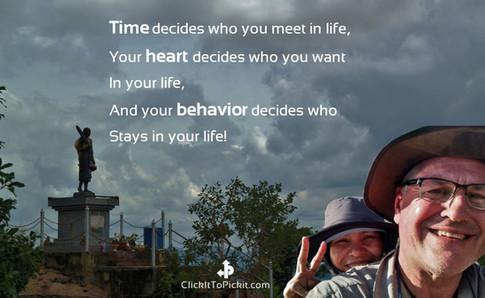 Kenneth Weaver Time Heart Behavior