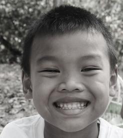 Thailand Young Boy