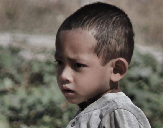 Preteen Cambodia Boy