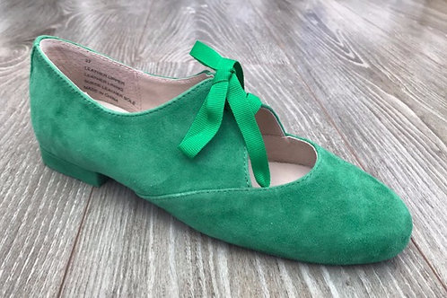 Jazz Shoe -Emerald