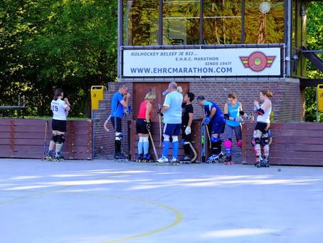 Doe mee! Trim-rolhockey voor volwassenen is oké