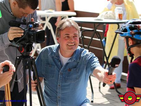 Den Haag Sport TV op bezoek bij de vereniging