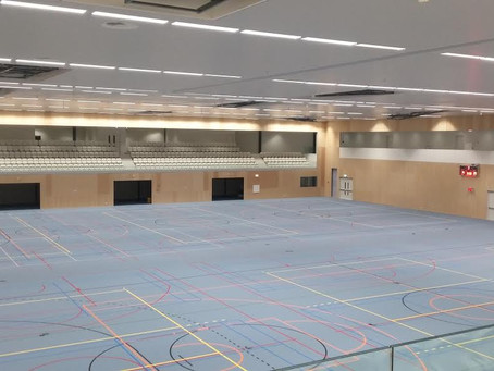 Géén nieuw huurcontract sportcampus Zuiderpark